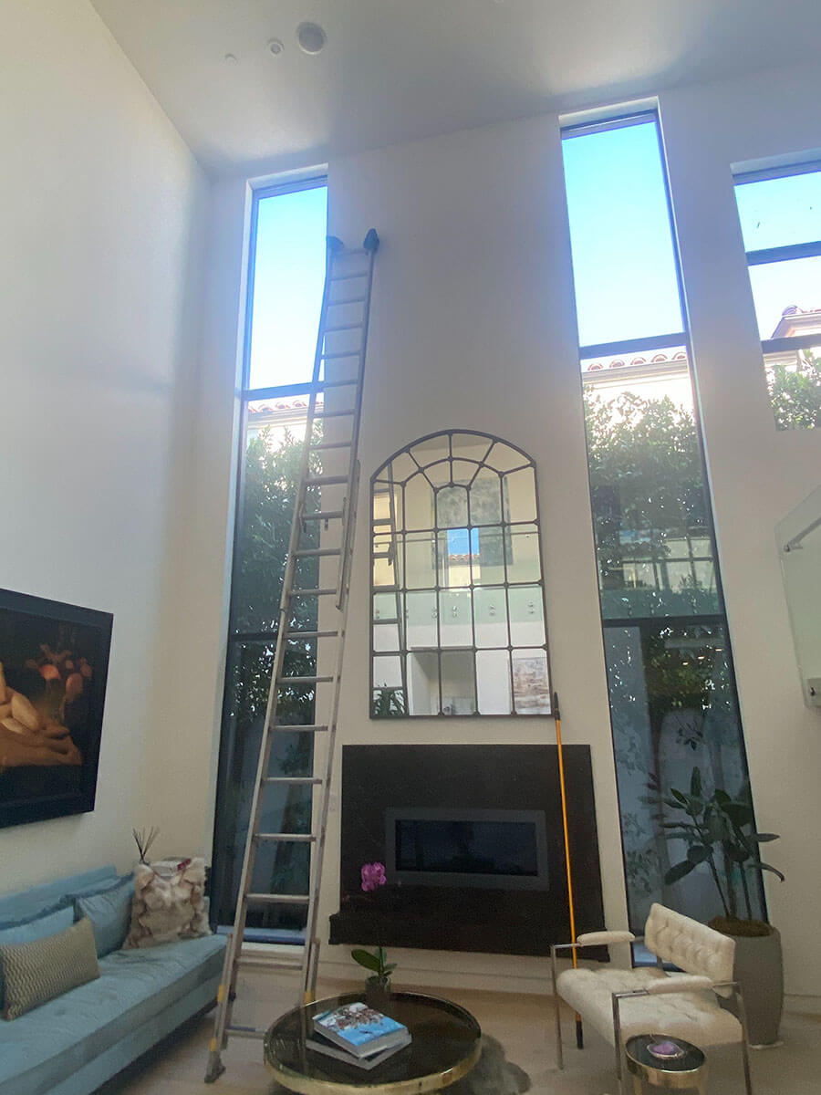 california los angeles window cleaning
