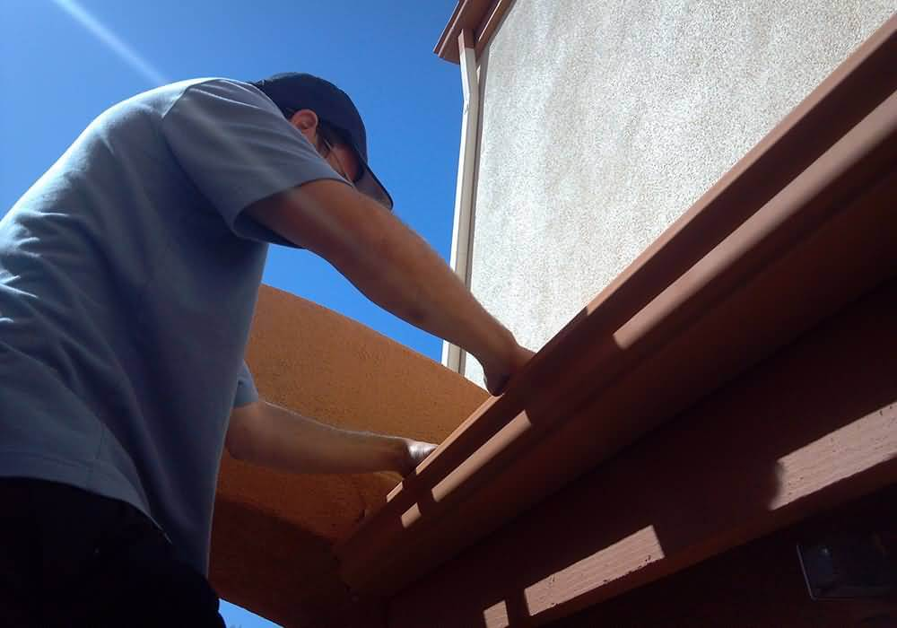 squeegee pro orange county gutter cleaning