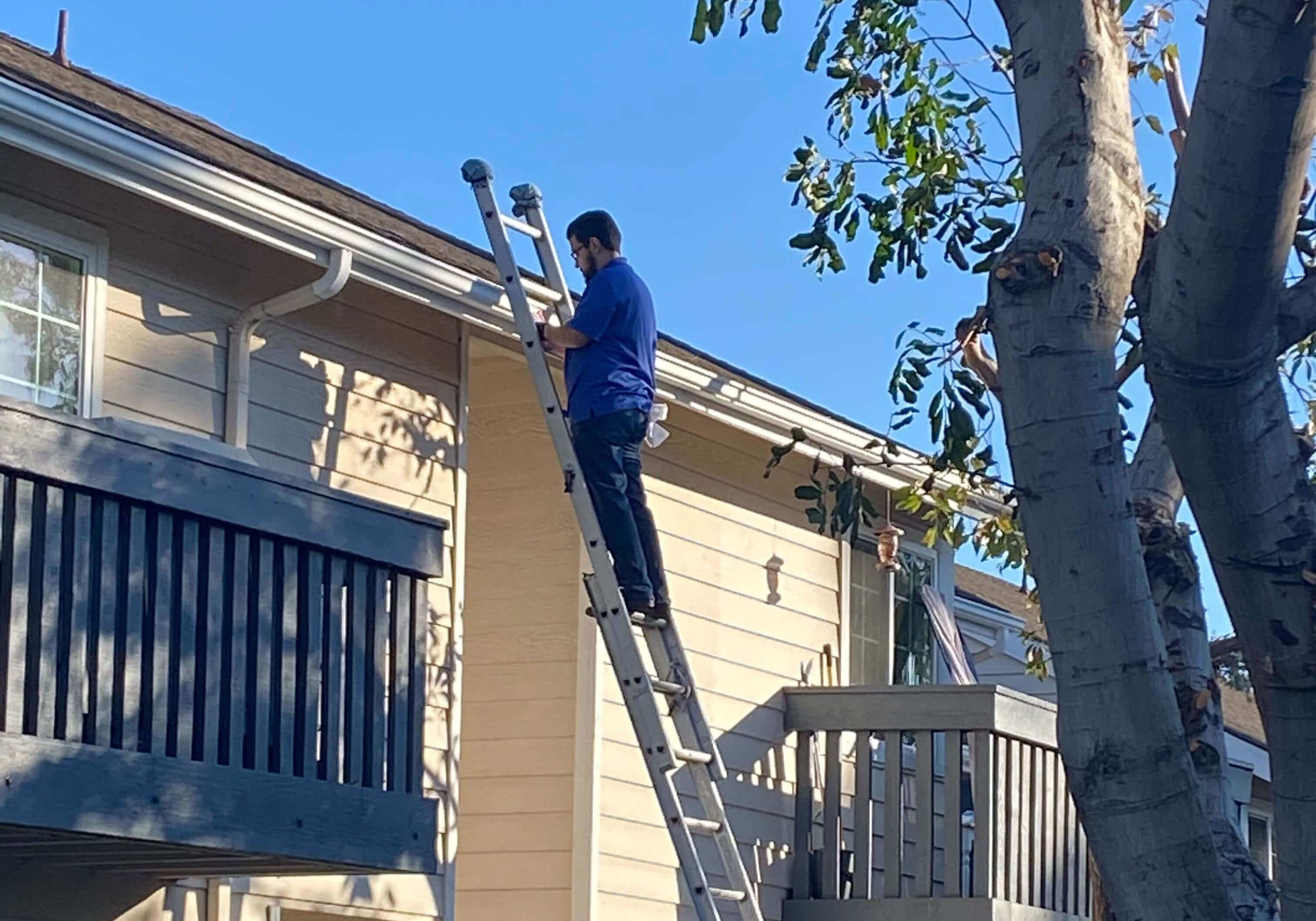 Orange Country Gutter Cleaning