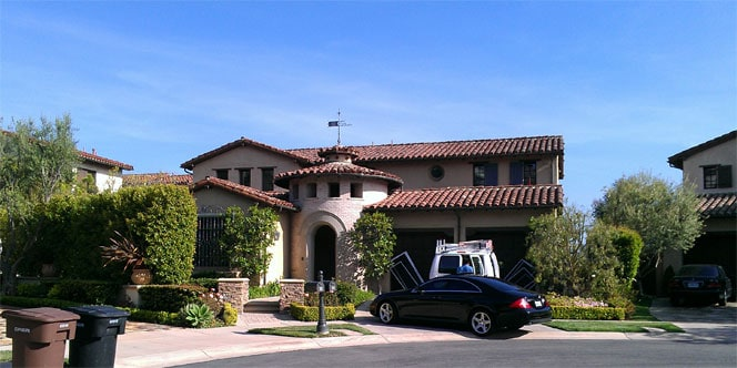 orange county newport coast window cleaning