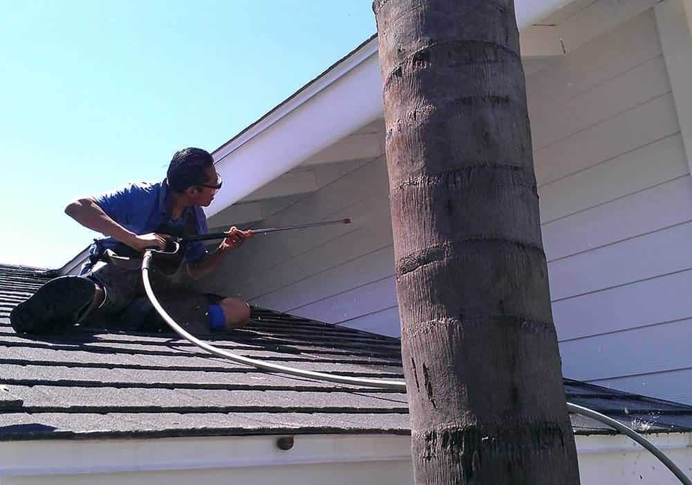 Orange County Squeegee Pro Pressure Washing Siding