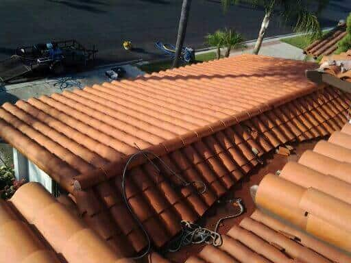 After pictures of SJC roof